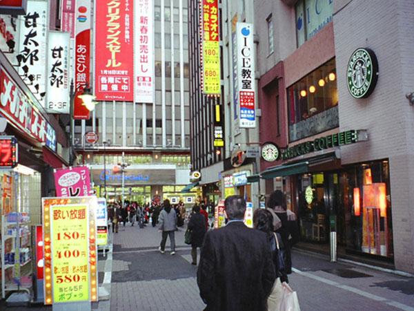 渋谷 センター街2
